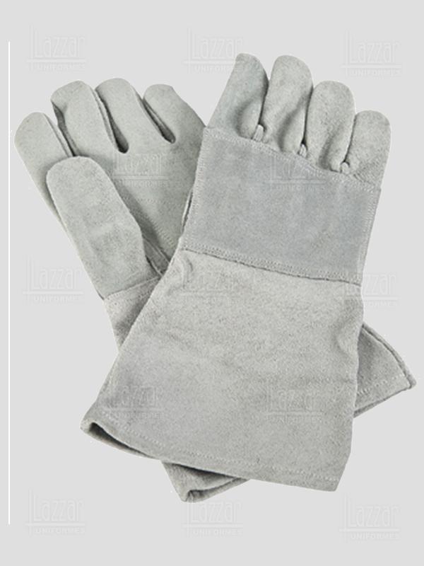 Long welder gloves
