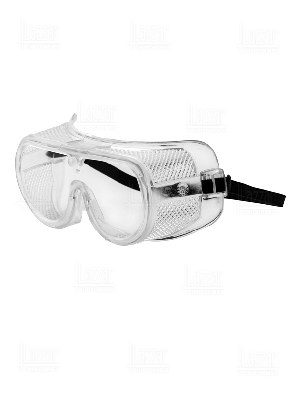 Googles with direct ventilation