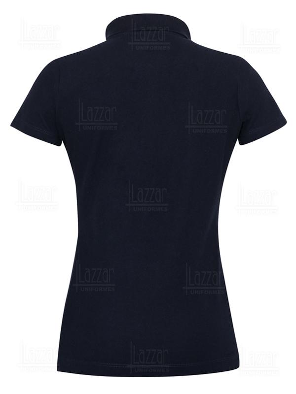 Polo Shirt W506 navy blue color