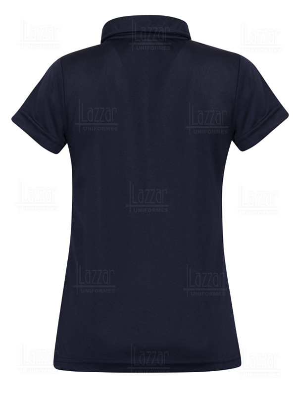 Women's Dry Fit Work Polo in Texas, Lazzar