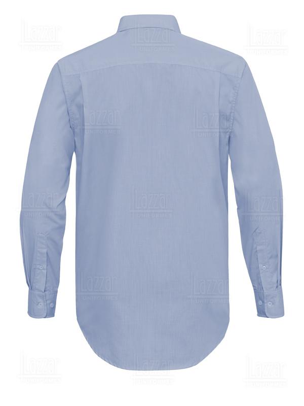 Blue sky checkered shirts