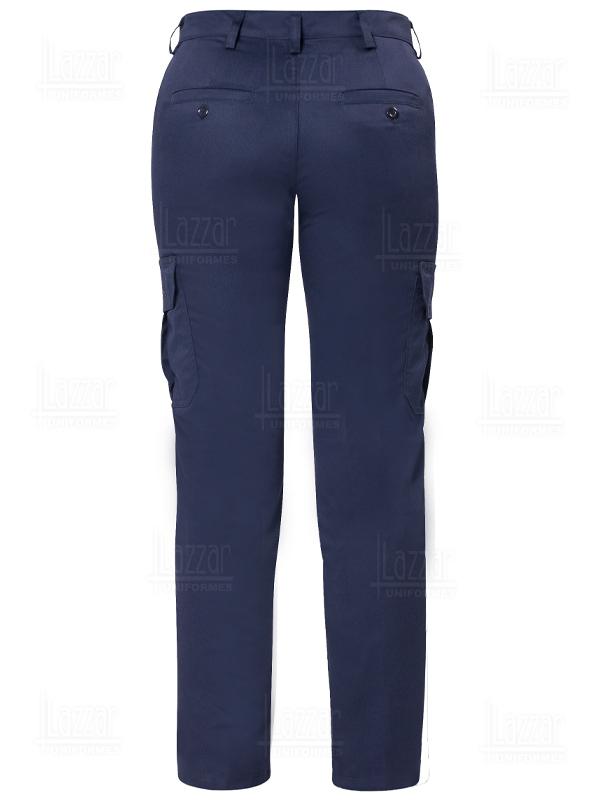 Cargo Pants blue color