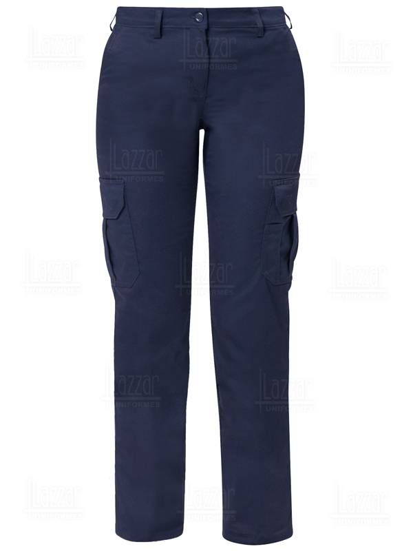 Cargo Pants for women navy color