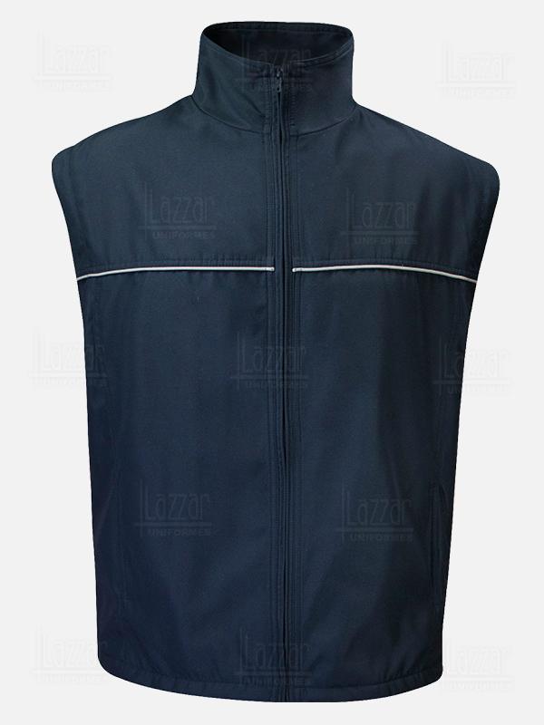 Detachable Sleeves Jacket
