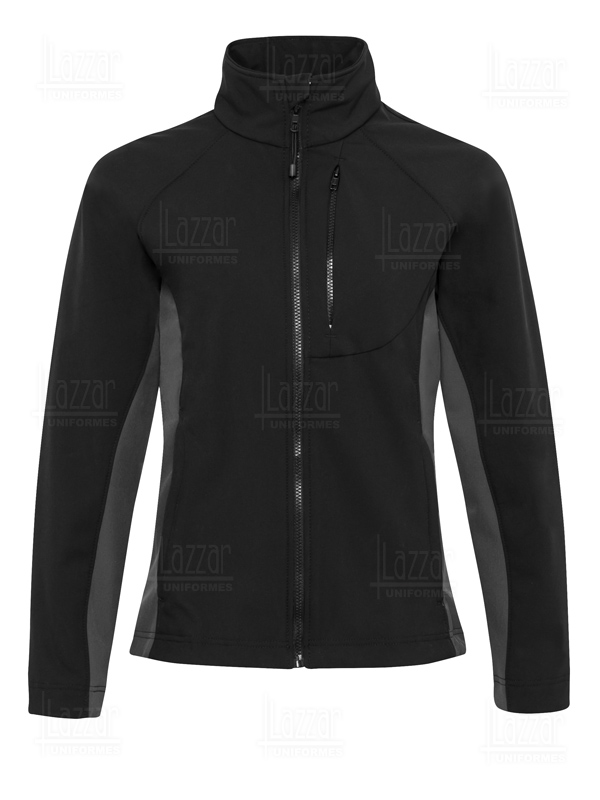 Bolivia sport jacket front view woman