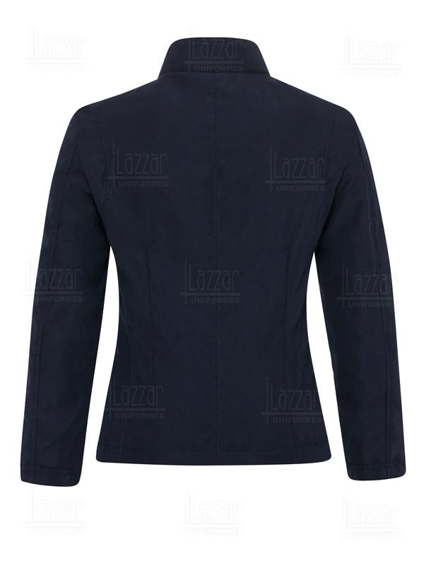 Ferromex women jacket rear view