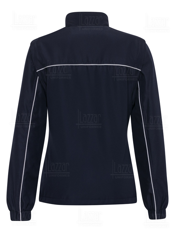 Removable Sleeves Work Jacket Woman in Texas, Lazzar