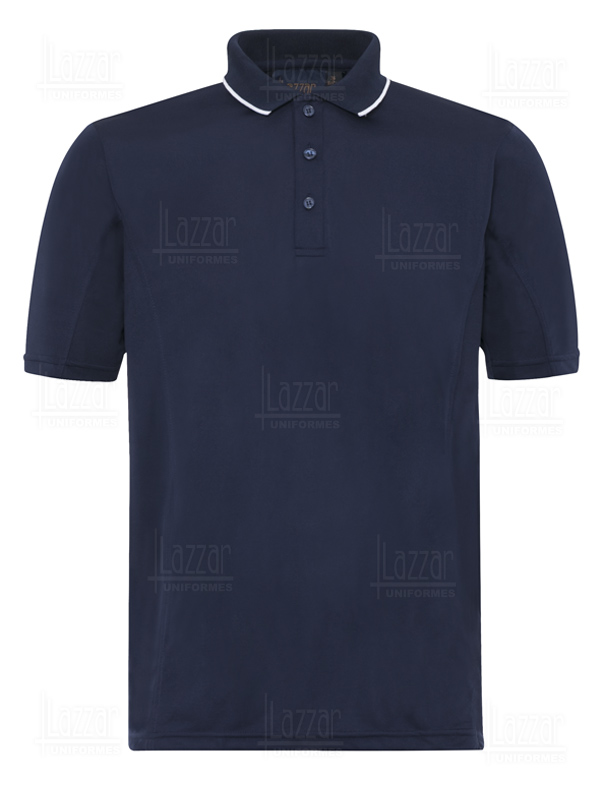 Polo Shirt Dry Fit Premium in Texas front view