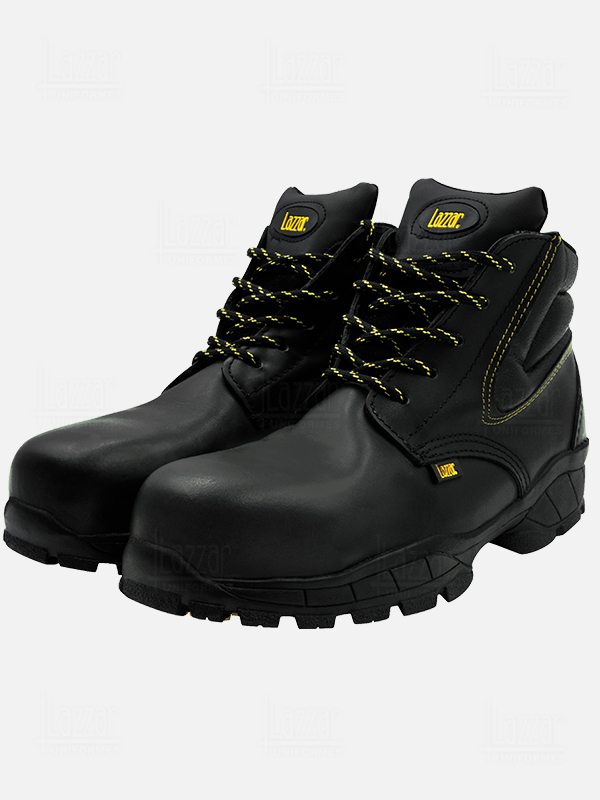 Dielectric work boots