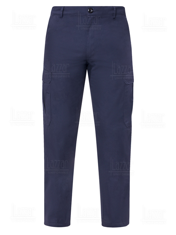 Cargo Pants navy color