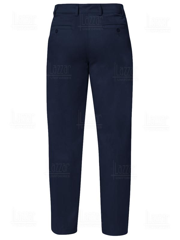 Pantalon Industrial para caballero color negro
