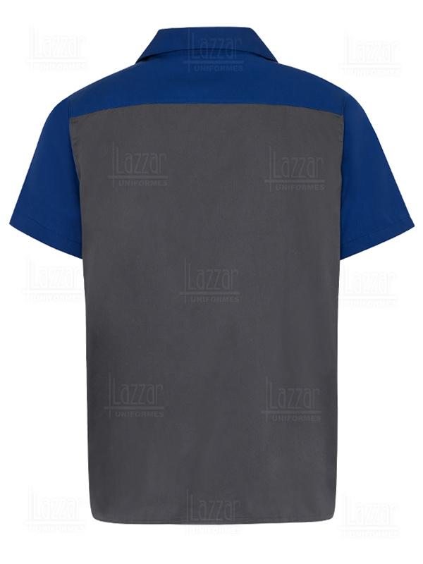 t-shirt for mechanics gray color