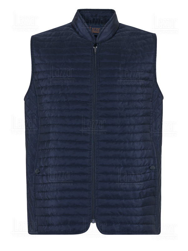 Down Work Vest in Texas Lazzar