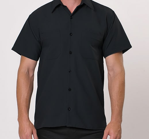 Fexible Ripstop Work Shirt
